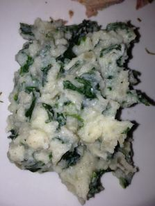 kale mashed potatoes